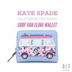 Kate Spade California Dreaming Surf Van Elina